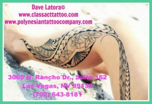 Tattoos by Dave Latora