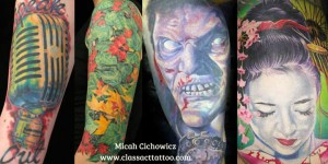 Tattoos by Micah